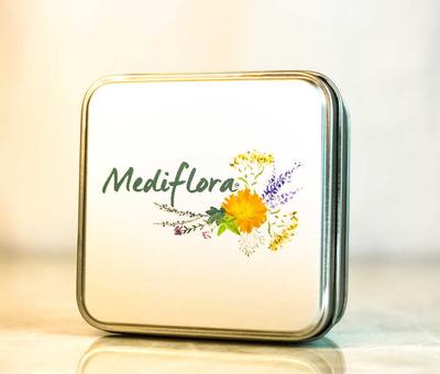 Mediflora - Metal Muhafaza Kutusu